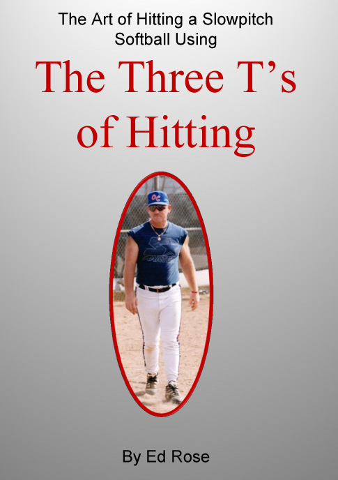 Ed Roses Three T's of Hitting a softball