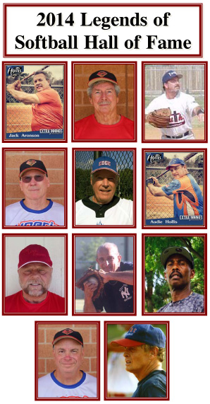 photo of FSSA Legends HOF Class of 2014