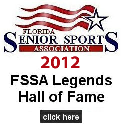 florida softball legends hall of fame 2012
